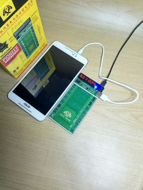 JUAL SMARTPHONE BATTERY FAST CHARGING & ACTIVATED 2IN1 TOOL UTK I-PHONE