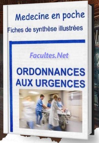 Médecine en Poche : ORDONNANCES AUX URGENCES
