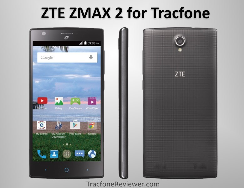 its zte zmax pro tracfone very simple: