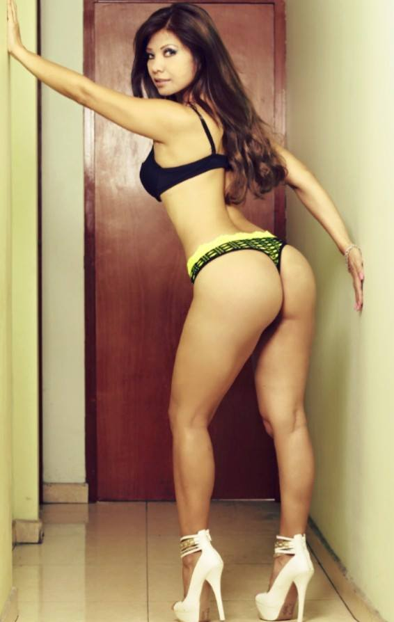 Giuliana argentina de la uade 3 - 3 7