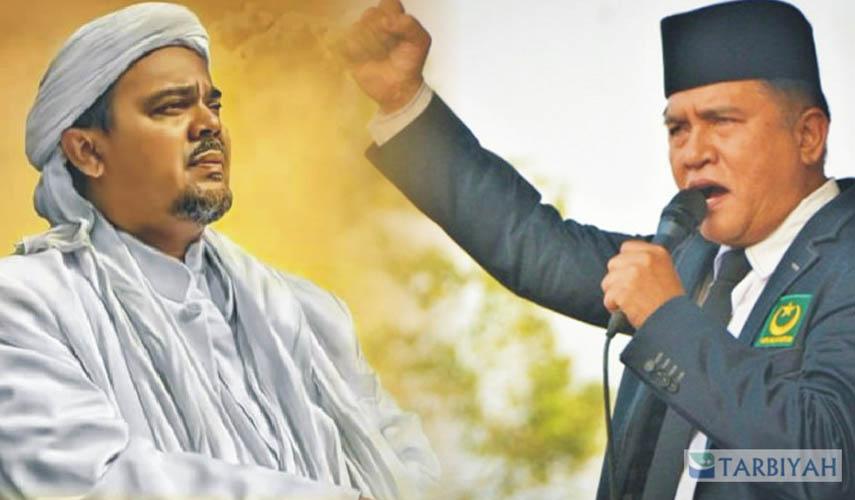 Habib Rizieq vs Yusril Ihza Mahendra