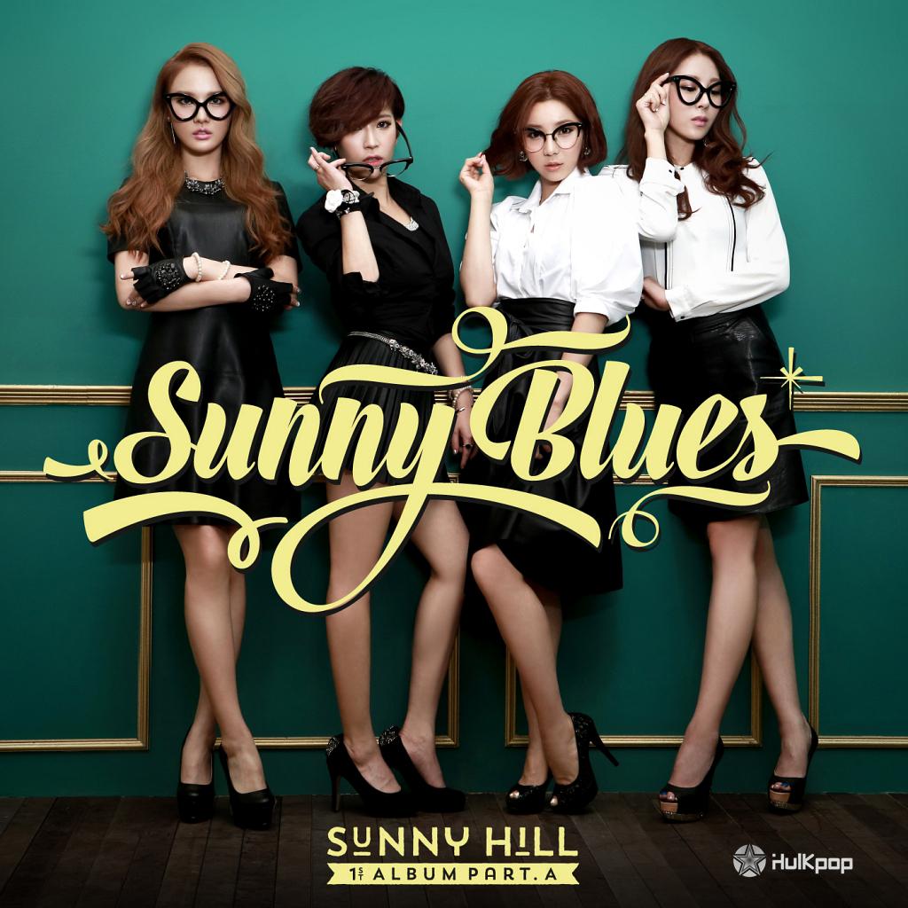 Sunny Hill – 1st Album Part.A `Sunny Blues` (FLAC)