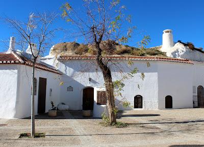 Casa cueva de Guadix