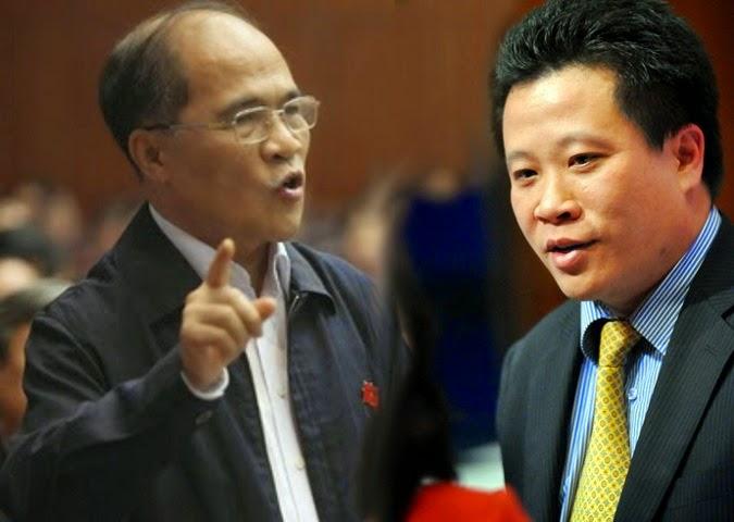Hà Văn Thắm: Có bác Nguyễn Sinh Hùng đang ủng hộ, sợ chó gì chúng nó