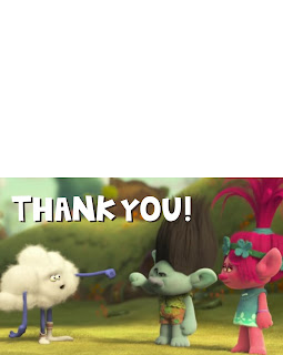Trolls Thank You