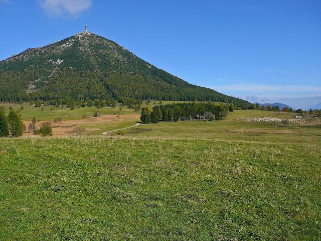 Viote del Bondone Trentino