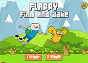 Flappy Finn y Jake