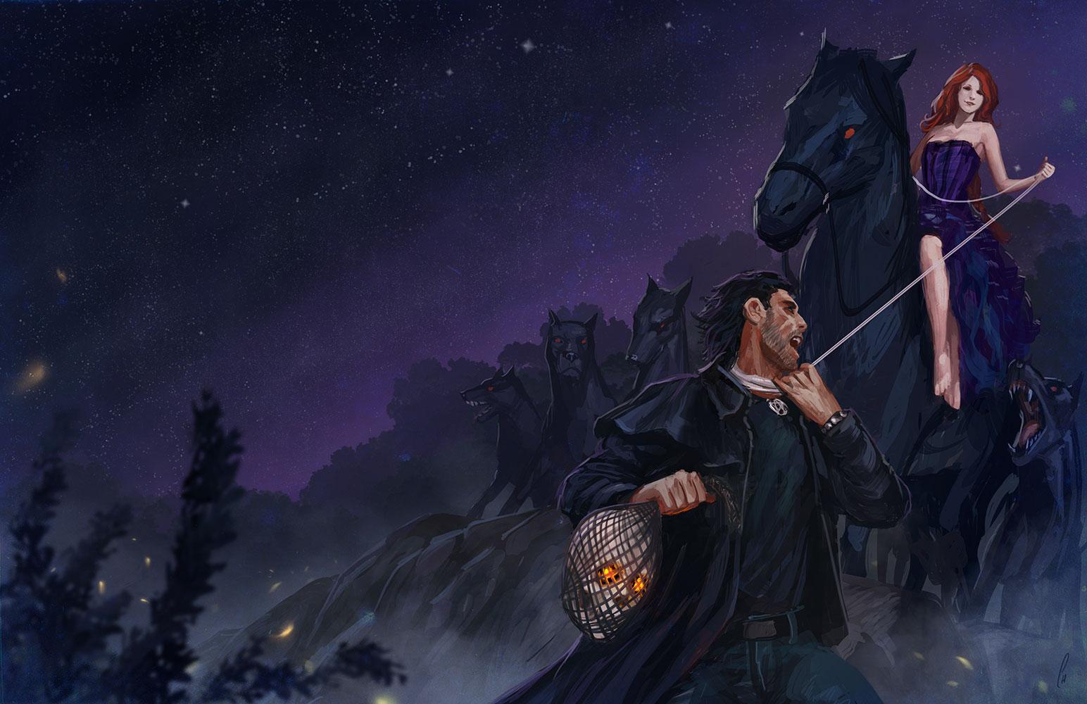 - CHARRO - fantasy illustrator: The Dresden Files: Your