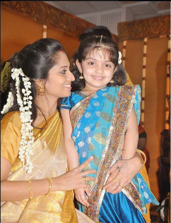 TELUGU CINEMASS ANOUSHKA DAUGHTER OF AJITHSHALINI Real