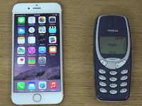 10 Kelebihan HP Jadul Dibanding Smartphone