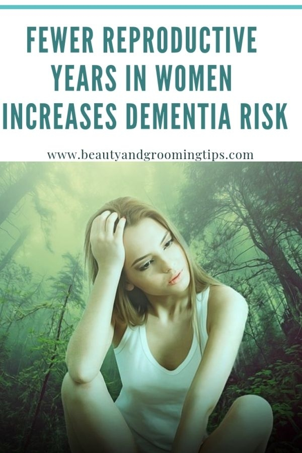 women worrying about dementia risk