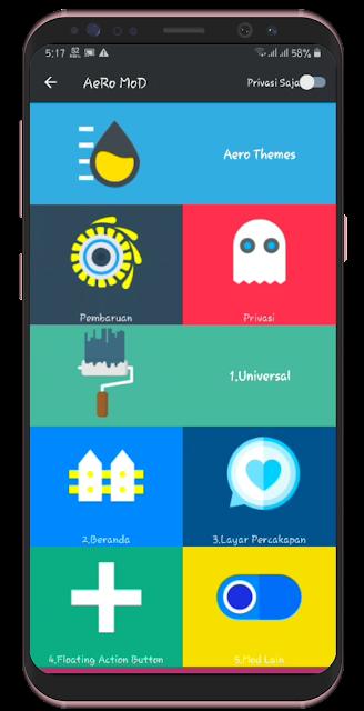 Cara Ganti Tema Whatsapp Mod Terbaru