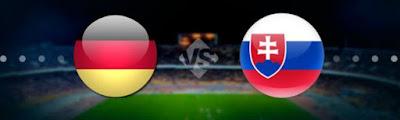 Германия - Словакия. Прогноз на матч 26.06.2016