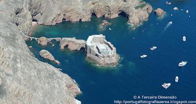 Arquipélago das Berlengas - Berlenga Grande - Forte de São João Baptista