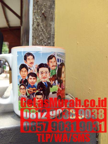 PRINT PHOTO ON A MUG JAKARTA