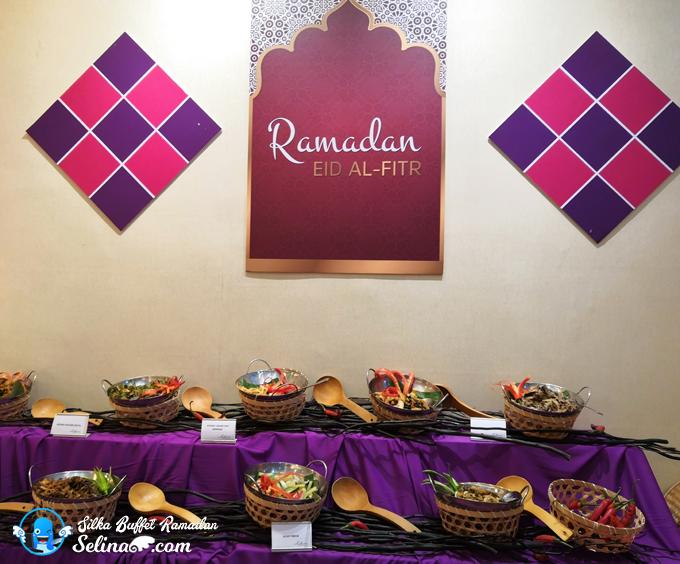Juadah Silka Buffet Ramadan