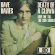 Song of the Week: Dave Davies (Kinks) -- Love Me Till The Sun Shines