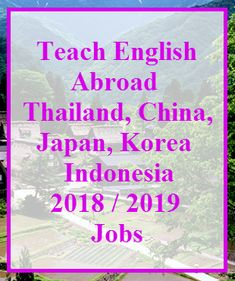 High School Teachers Needed - work abroad china