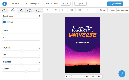 Pada artikel ini kita akan membahas cara membuat sampul  Membuat Cover Buku Secara Online Gratis