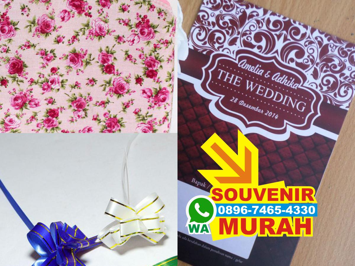 Souvenir Pernikahan Murah Di Cibadak Bandung