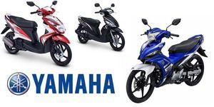 Daftar Harga 13 Motor Baru Yamaha 2014