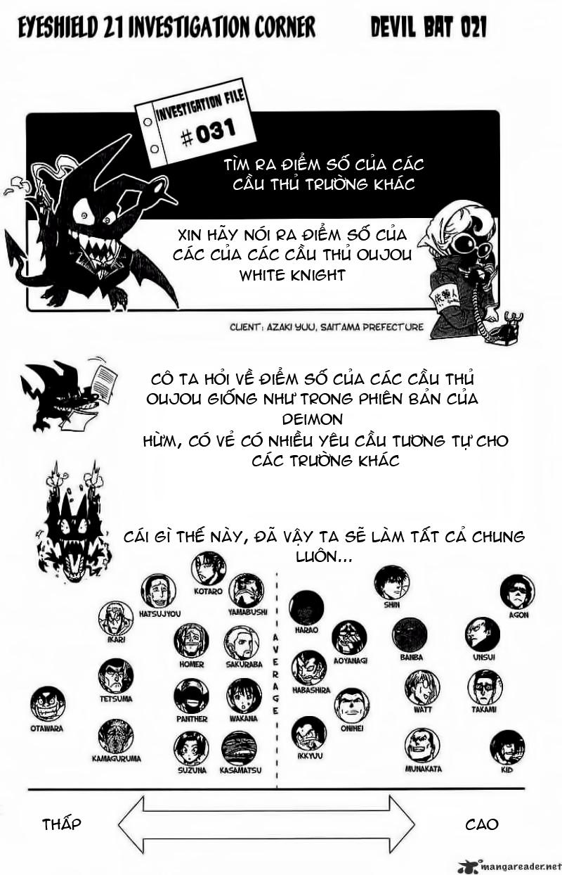 Eyeshield 21 chapter 102 trang 24