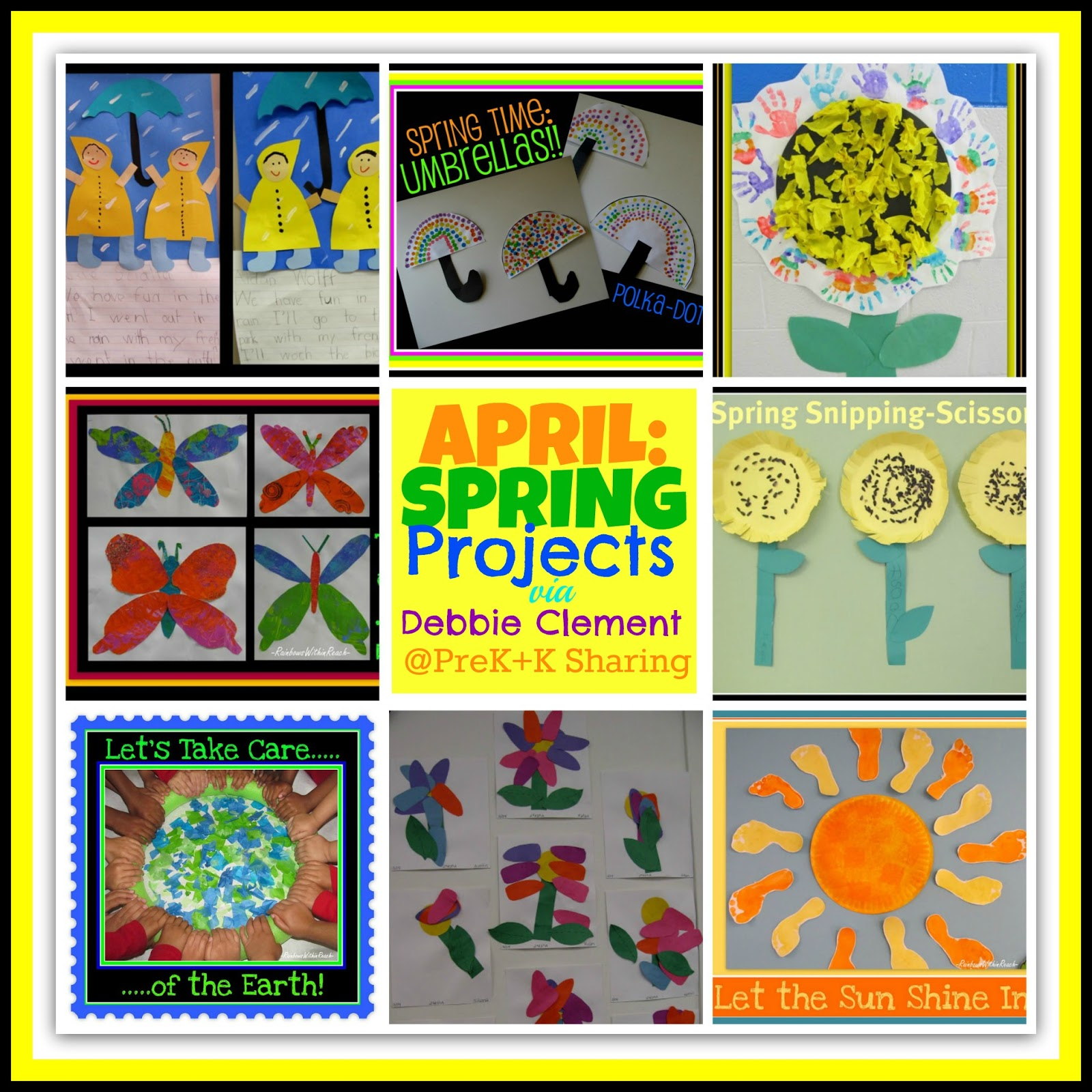 Featured 5 Spring Projects: Spring Art Lesson Plans 5th Grade