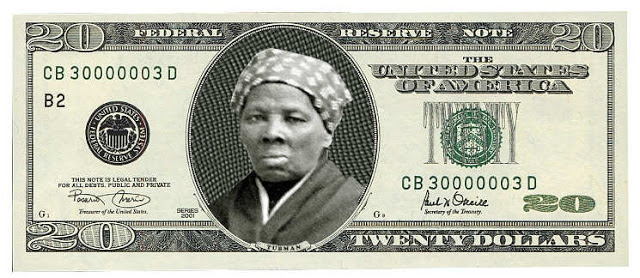 Harriet Tubman Black Woman Becomes First Female On The Us Dollar Bill Flatimes