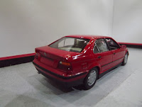 Bmw e36 3 series Minichamps 1/43 Die-Cast