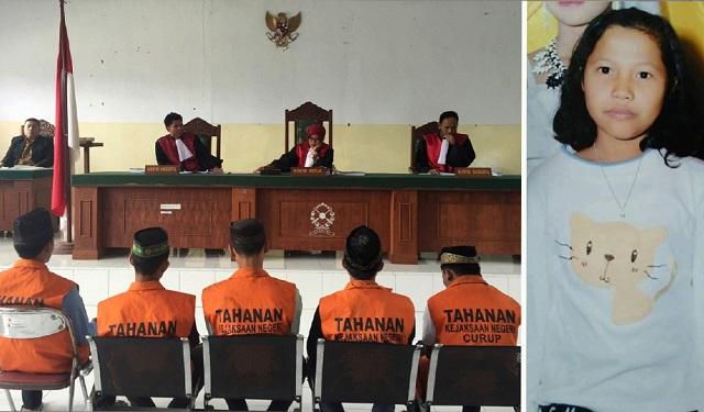 Ketua Perogol Dan Pembunuh Yuyun Dihukum Mati
