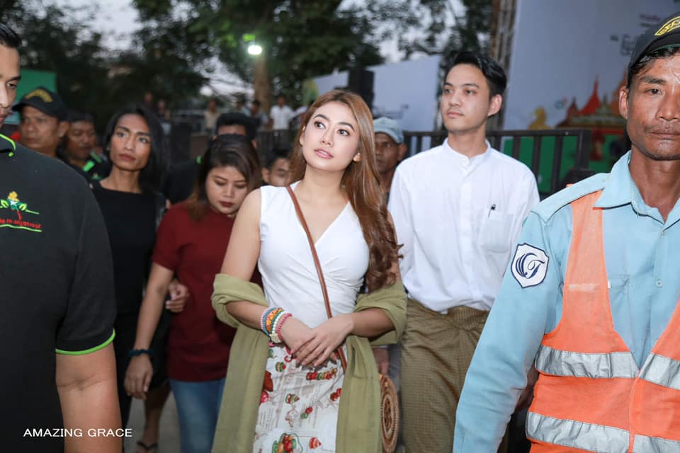 Thinzar Wint Kyaw : Made In Myanmar Event Photos by Amazing Grace