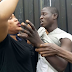 Thugs harass actress Kemi Afolabi & her colleagues at a movie location in Ikorodu (photos/video)