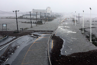 Super Storm Sandy Atlantic City