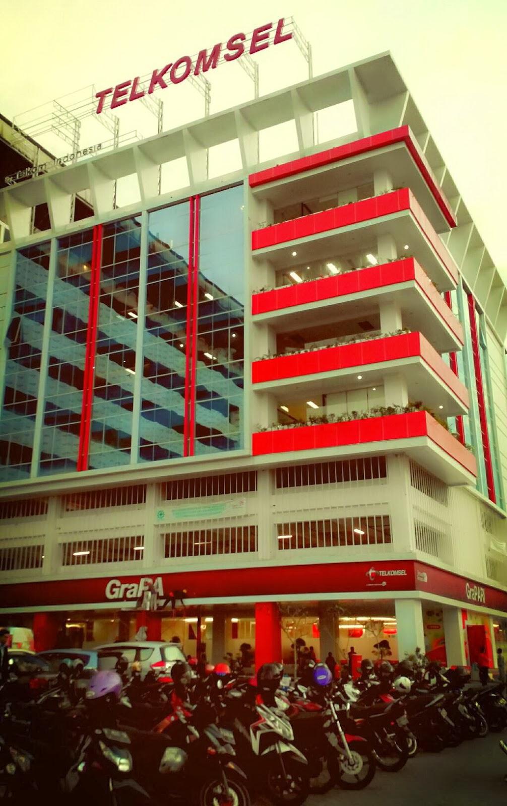 Plasa Telkom Jakarta Pusat : plasa, telkom, jakarta, pusat, Grapari, Telkomsel, Semarang, Pahlawan, Seputar