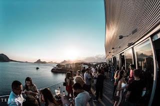 Retrô nas Alturas no H Niterói Hotel