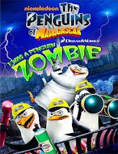 Los Pinguinos de Madagascar: El Pinguino Zombie (2010) [Latino]