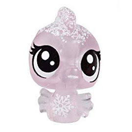 LPS Series 4 Frosted Wonderland Tube Seahorse (#No#) Pet