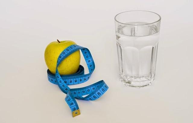 Cara Diet Air Putih Dengan Benar