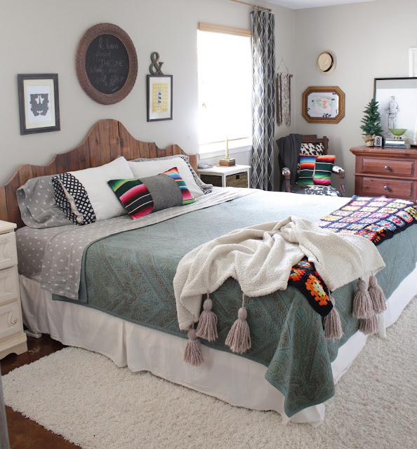 Flannel Sheet Round Up-- Cozy winter bedding