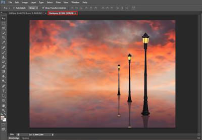 Cara Menggabungkan Gambar Seperti Asli Dengan Photoshop 34