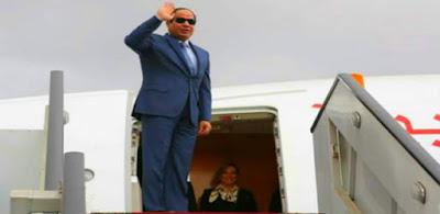 """الرئيس """"عبدالفتاح السيسى"""