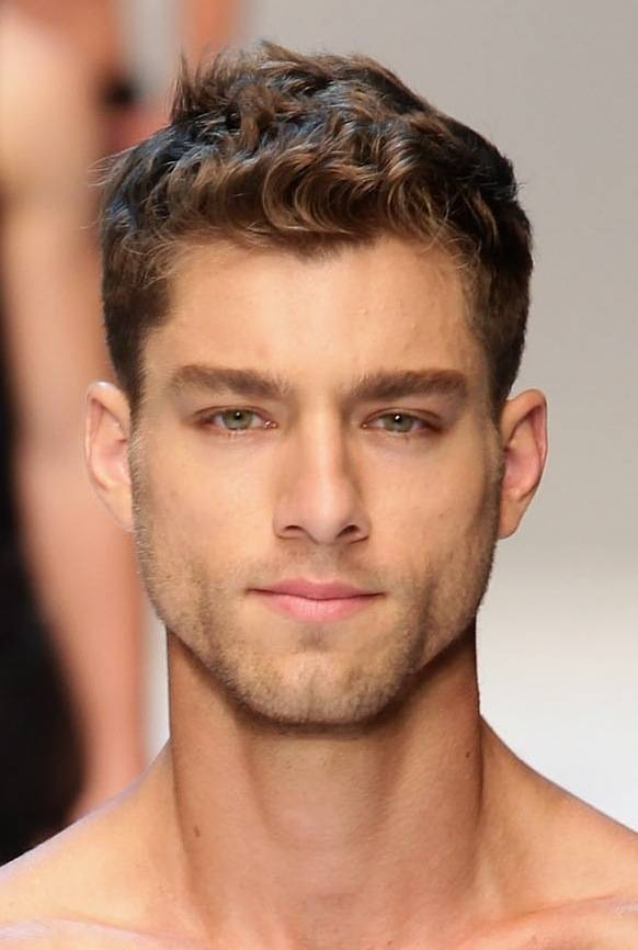 Short Hairstyles For Men  Trendy Hairstyles 2014