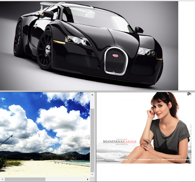 Create An HTML Page With Different Frames Such As Floating Frame Navigation Frame, Mixed Frame In HTML