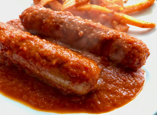 Currywurst soße thermomix