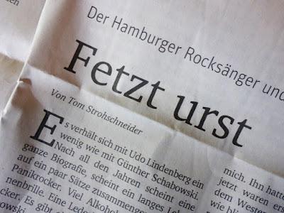 """""""Fetzt urst"""", DDR-Deutsch"""