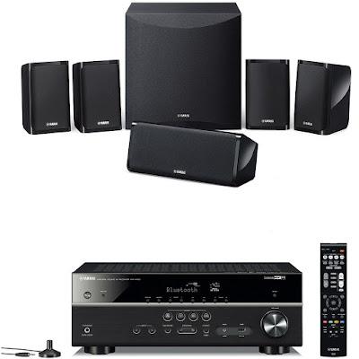 Yamaha Musiccast YHT-4854