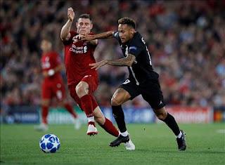 مشاهدة مباراة ليفربول وباريس سان جيرمان بث مباشر | اليوم 28/11/2018 | ابطال اوروبا PSG vs Liverpool live