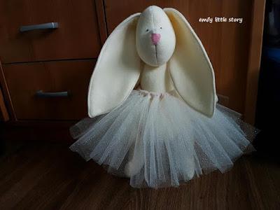 jak uszyć strój baletnicy