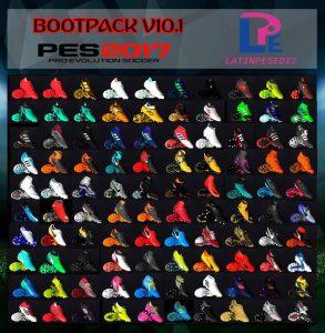PES 2017 Bootpack V10.1 + FIX dari LPE