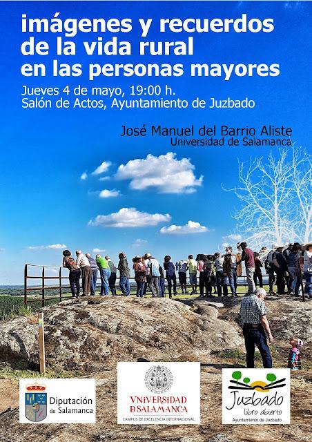 Juzbado, josé Manuel del Barrio Aliste